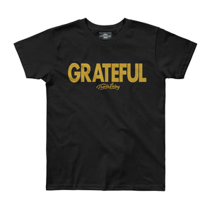 Travis Living Shirt Boys Grateful Boy Youth Tee Jr T-Shirts Various Colors