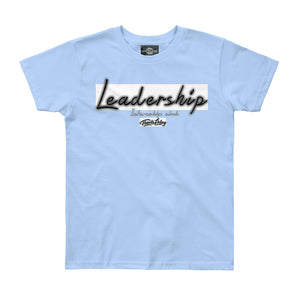 Travis Living Shirt Boys Leadership Internship Club Boy Youth Tee T-Shirts