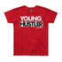 Travis Living Shirt Girls Young Hustler Girl Tee Youth T-Shirts Various Colors
