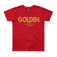 Load image into Gallery viewer, Travis Living Girls Golden Shirt Be Golden Girl Tee Shirts Various Color