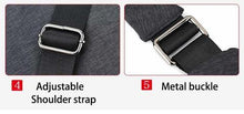 Load image into Gallery viewer, Travis Living Sling Bag Sleek Satin Feel Crossbody Shoulder Bags FREE U.S Shipping