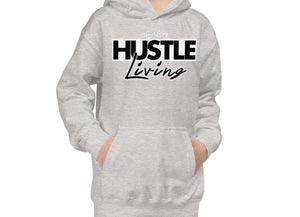 Travis Living Hoodie Hustle Living Youth Boys Hoody Boy Hoods Juniors