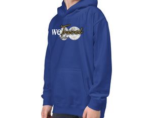 Travis Living Hoodie We Travel Youth Boys Hoody Boy Hoods Juniors