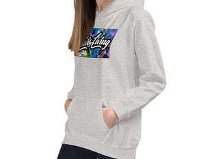 Travis Living Girls Hoodie Palm Trees Girl Hoodies Youth Hoody
