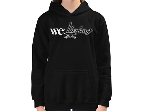 Travis Living Girl Hoodie We Living Girls Hoods XS-XL Hoodies Youth Hoody