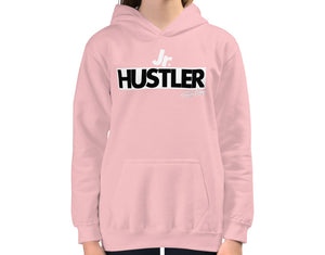 Travis Living Girl Hoodies Jr Hustler Girl Hustler Hoods Youth Hoody