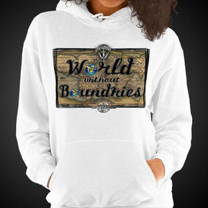 World Without Boundaries Travel Hoodie Girls Authentic Quality Hoodies Women Hoods - Travell Well