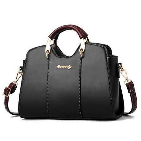 Ladies Leather Vintage Handbag