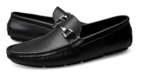 Leather Boat Shoe Drivers