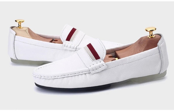 Soft Leather Moccasins  Drivers