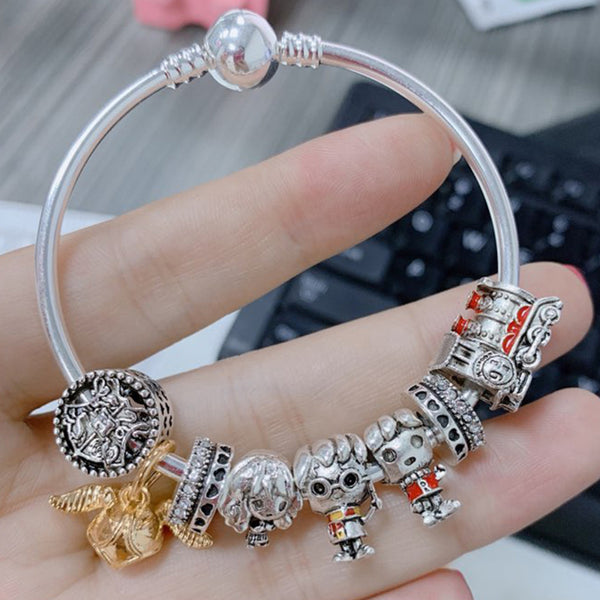 Magic Pendant Charm Bracelets & Bangles