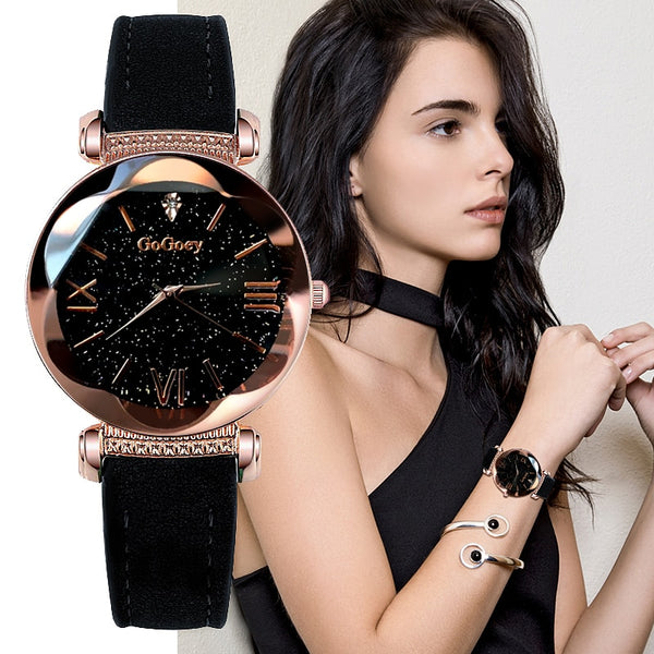 Dark Gogoey  Starry Sky Watch