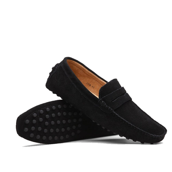 Soft Moccasins Leather Drivers
