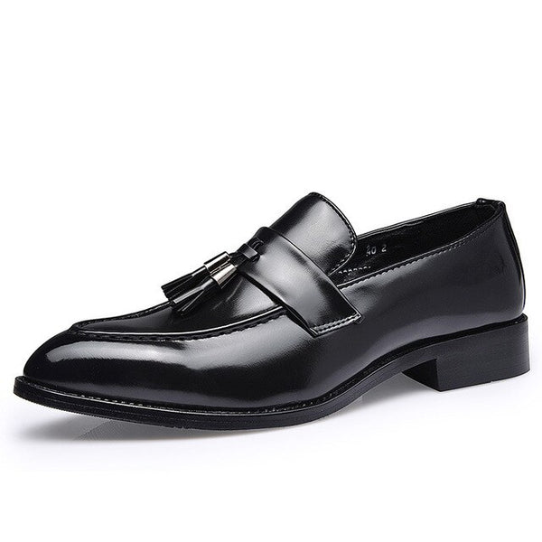 Classic leather tassel  oxford shoe