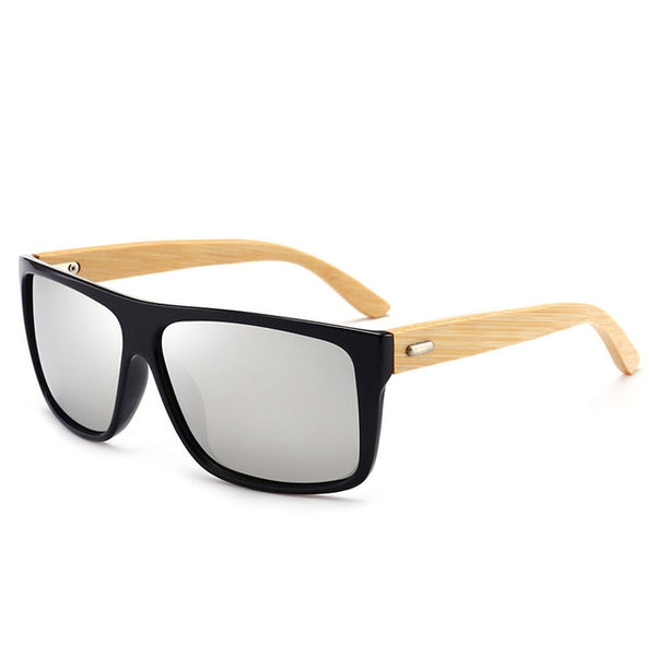 Wooden Frame Sunglasses