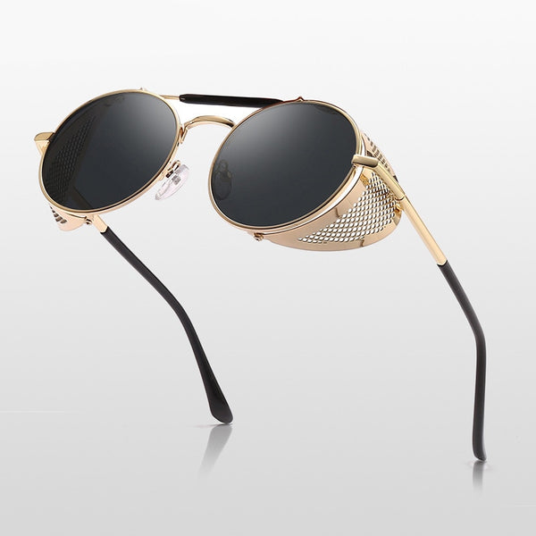 Steampunk  Retro Sunglasses
