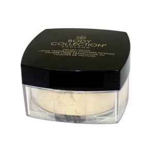 Body Collection Loose Translucent Finishing Powder