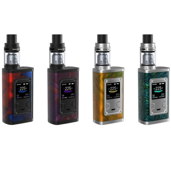SMOK Majesty Kit Resin Edition - cometovape