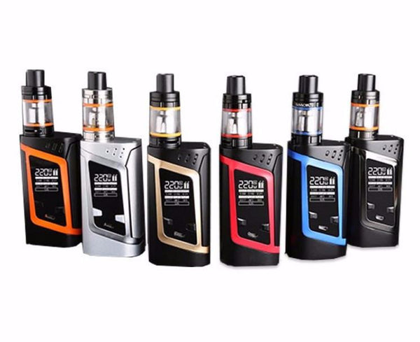 SMOKtech Alien Kit - cometovape