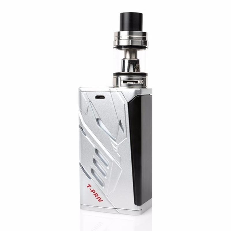 SMOK T-Priv 220w With TFV8 Baby Beast Tank Genuine 2mL TPD Compliant E Cigarette - cometovape