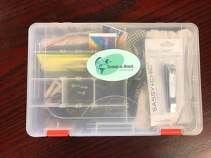 Scout-a-Bout® | Starter Tackle Box™