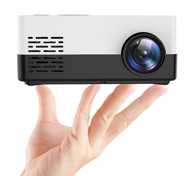 NOVA TECH™ MINI HOME PROJECTOR 1080P HD - Nova Technologic