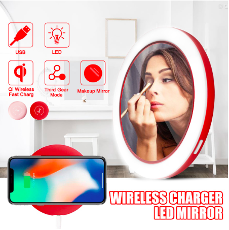 Ultimate Beauty™ LED Portable Makeup Mirror - Nova Technologic