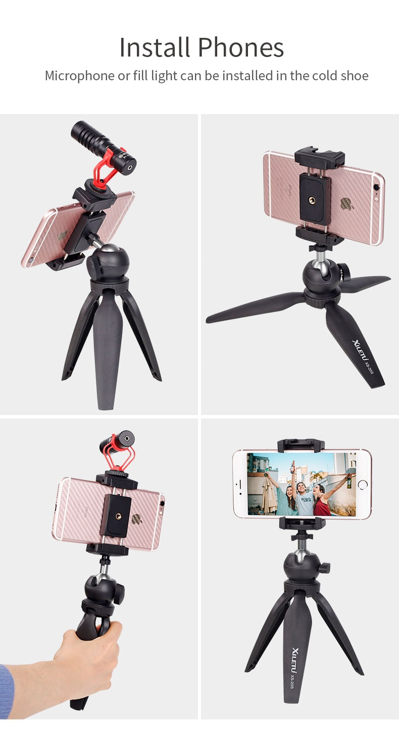 Nova Tech™ AI Smart Tripod - Nova Technologic