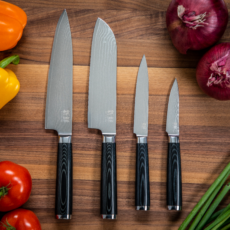Shinsen Kuro 4-PC Set