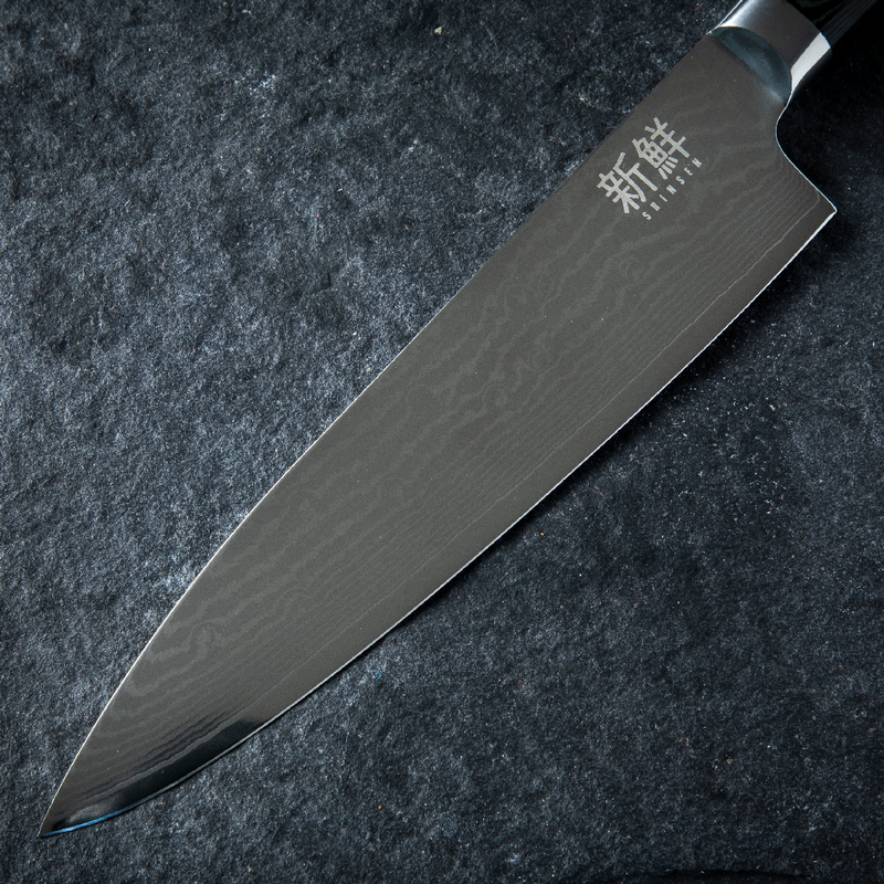 "Shinsen Kuro 8"" Chef's Knife"