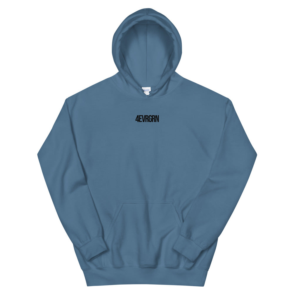 4EVRGRN BAR Gender Fluid Hoodie