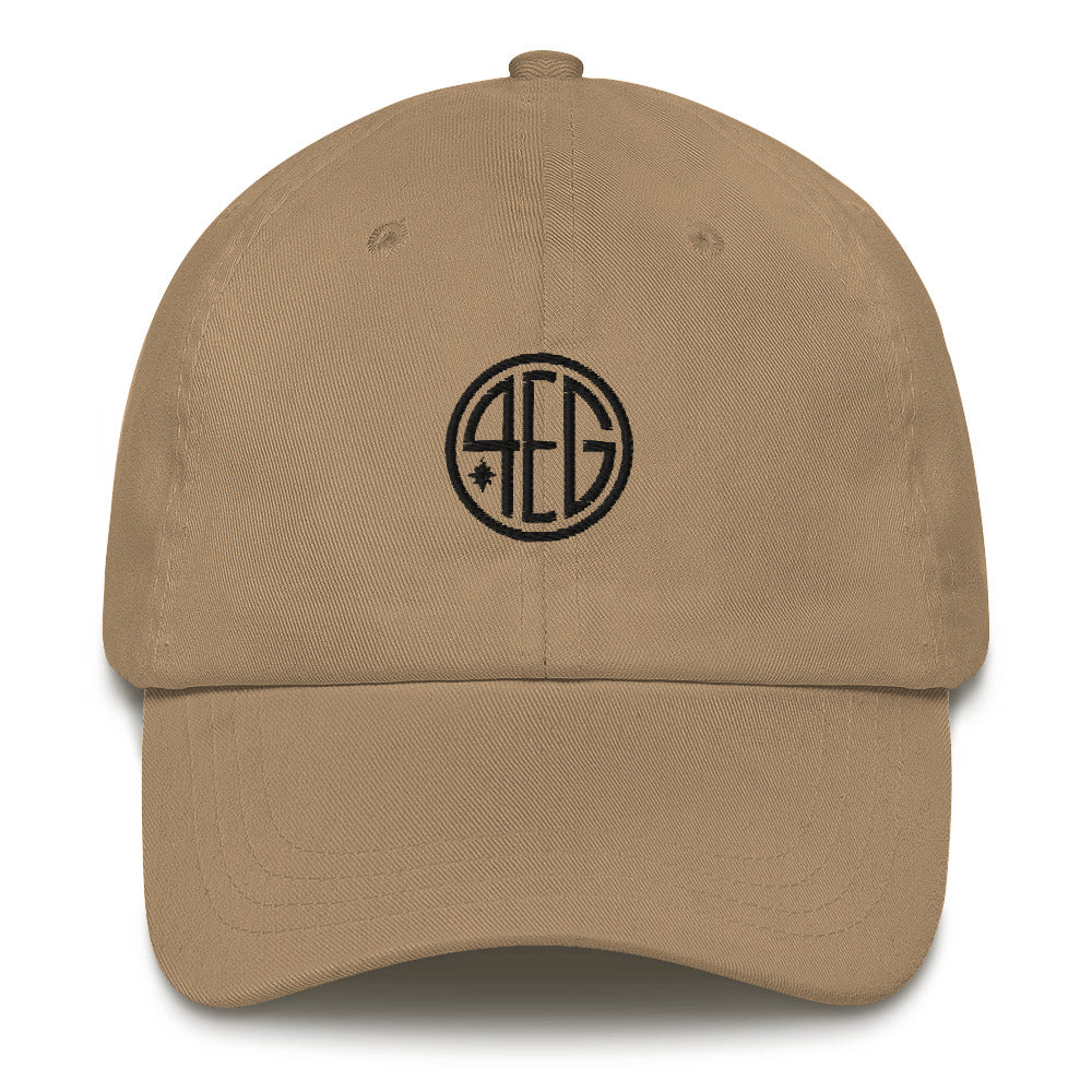 NEW 4EVRGRN LOGO Dad Hat!