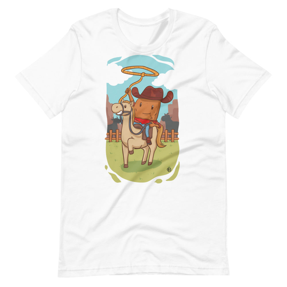 Would you look here, it's Peter Potato! Short-Sleeve Unisex T-Shirt