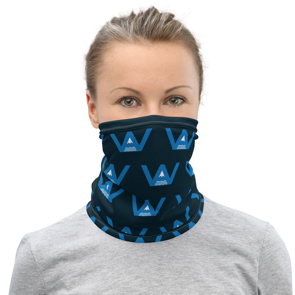 4EVRAbstract Rainier Neck Gaiter