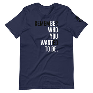 BEWHOYOUWANTTOBE Gender Fluid Tee