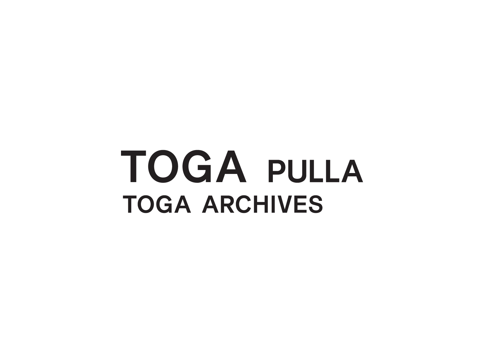 image of Toga Pulla