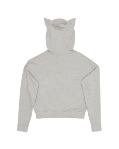 Lost boys hoody - grey marl