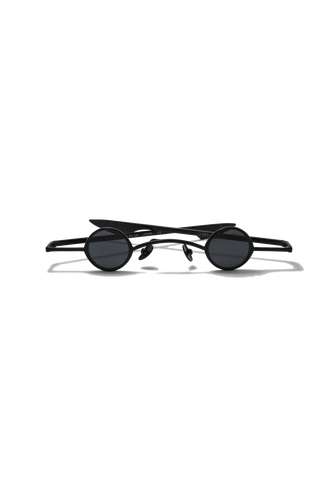 The blind mice glasses - black