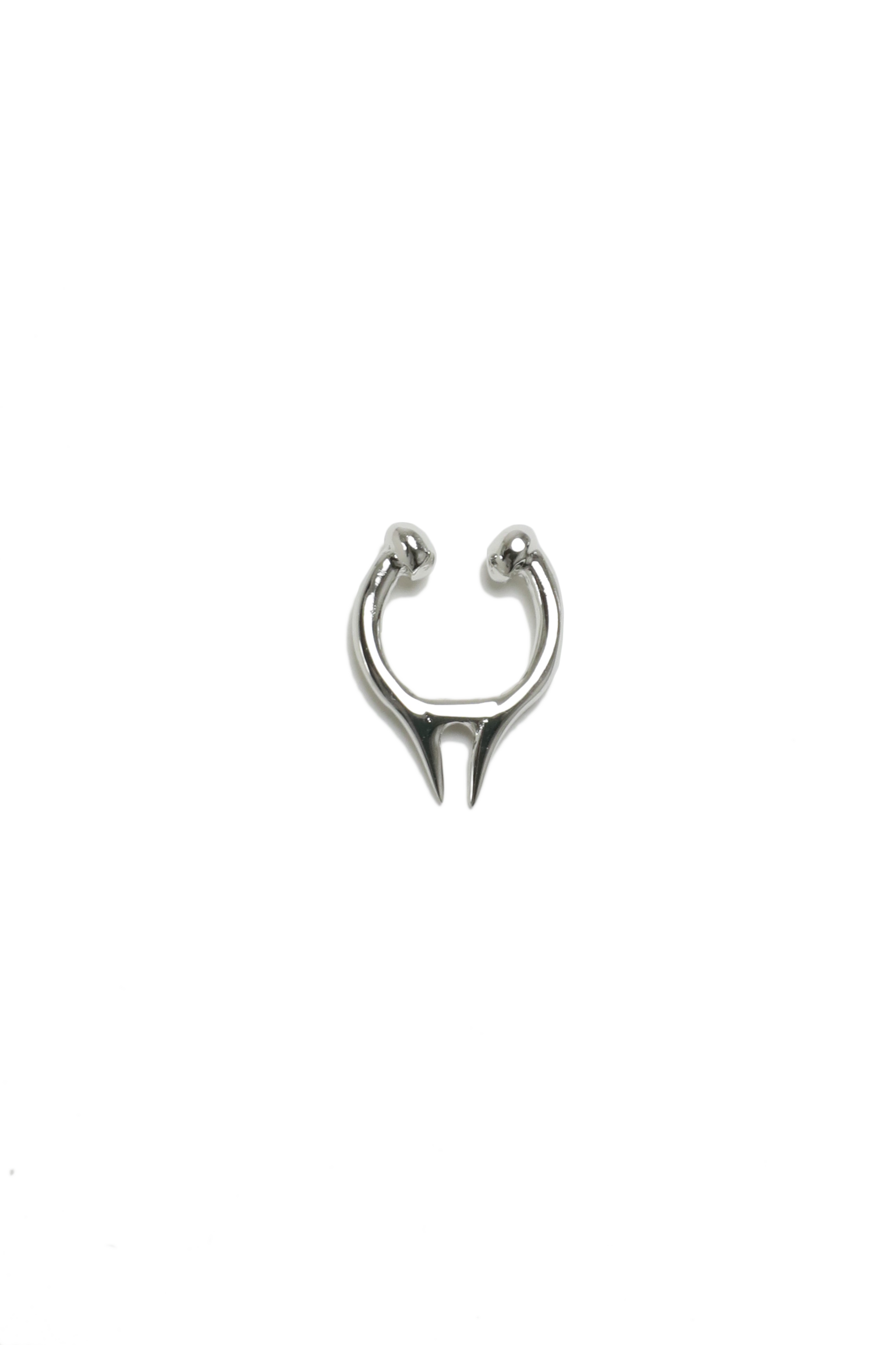 The fang septum/ear cuff