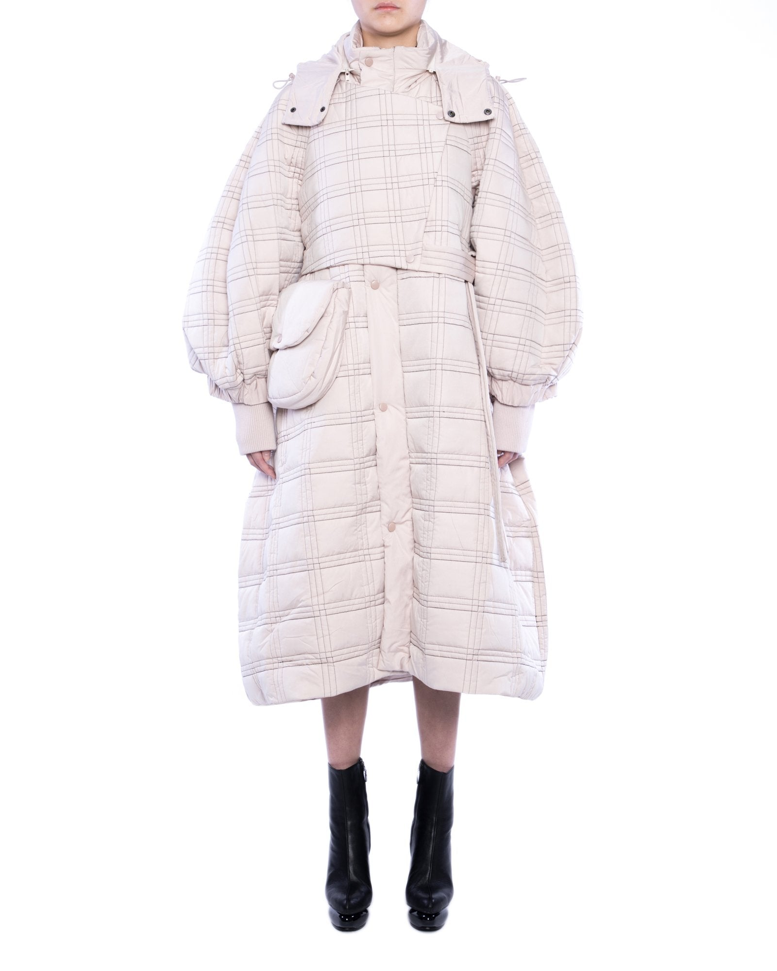 Pump Thermo Coat - beige