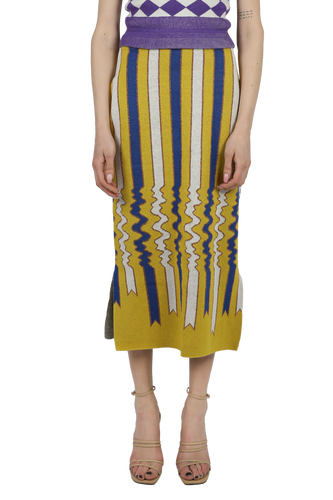 The Goldilock's ribbons skirt