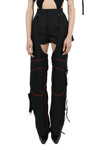 Transformer trousers