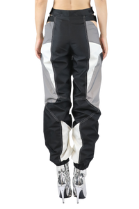Cut out motocross pants