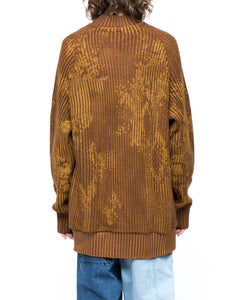 Earthy sweater