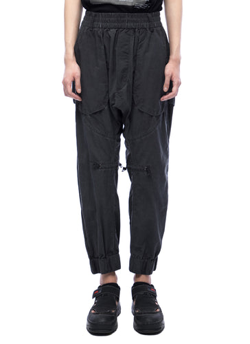 Pants coal miner - black