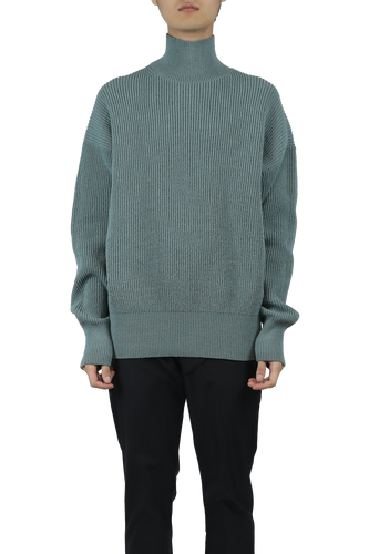Sweater -  mint green