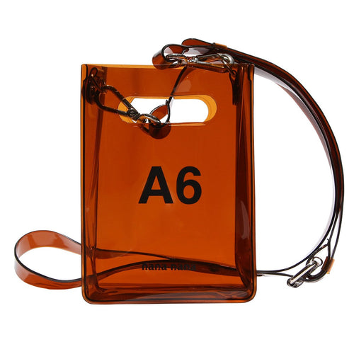 A6 BAG - BROWN