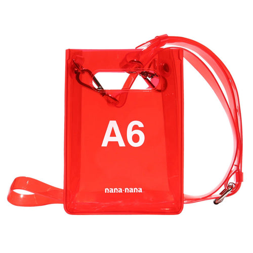 A6 BAG - RED
