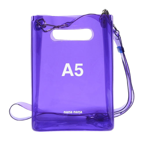 A5 BAG - PURPLE