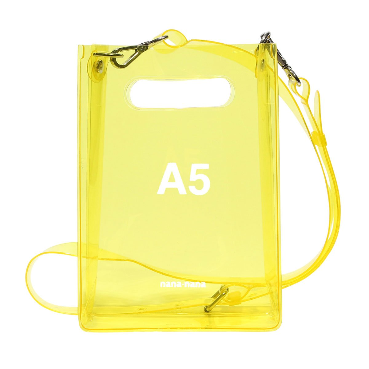 A5 BAG - YELLOW